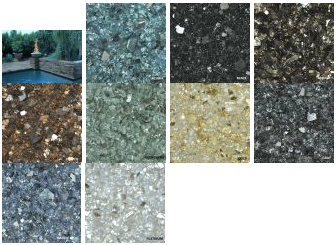 Quarter-inch colors for fire stones fire pits teakwoodcentral